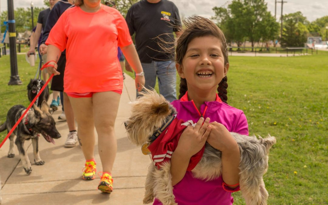Paws for Consent: 2nd Annual Dogs Against Sexual Violence Dog Walk