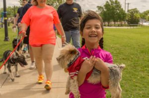 Paws for Consent: 2nd Annual Dogs Against Sexual Violence Dog Walk @ Andrews Park | Norman | Oklahoma | United States